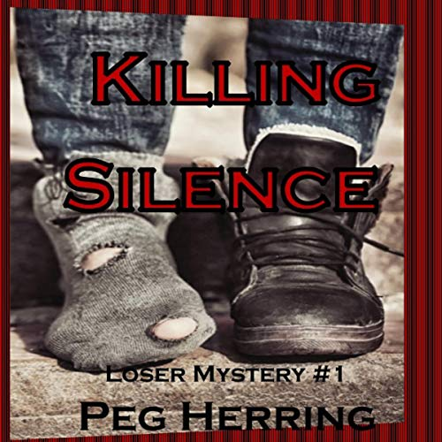 Killing Silence audiobook cover art