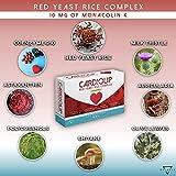 Zoom IMG-2 cardiolip riso rosso fermentato 10mg