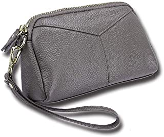 iBag's Designer Women's Day Clutches Quality Genuine Leather Purse Bag Wallet Fashion Phone Bag Female Handbags