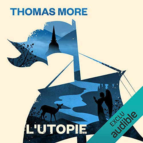 L'Utopie audiobook cover art