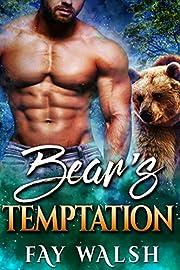 Bear's Temptation: A Paranormal Bear Shifter Romance Novel (Hoopole Bears Book 1)