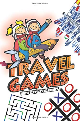 Compare Textbook Prices for Travel Games: Best Of The Best  ISBN 9781096205845 by Official, Adsero