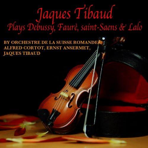 Orchestre de la Suisse Romande, Ernest Ansermet, Jaques Thibaud & Alfred Cortot