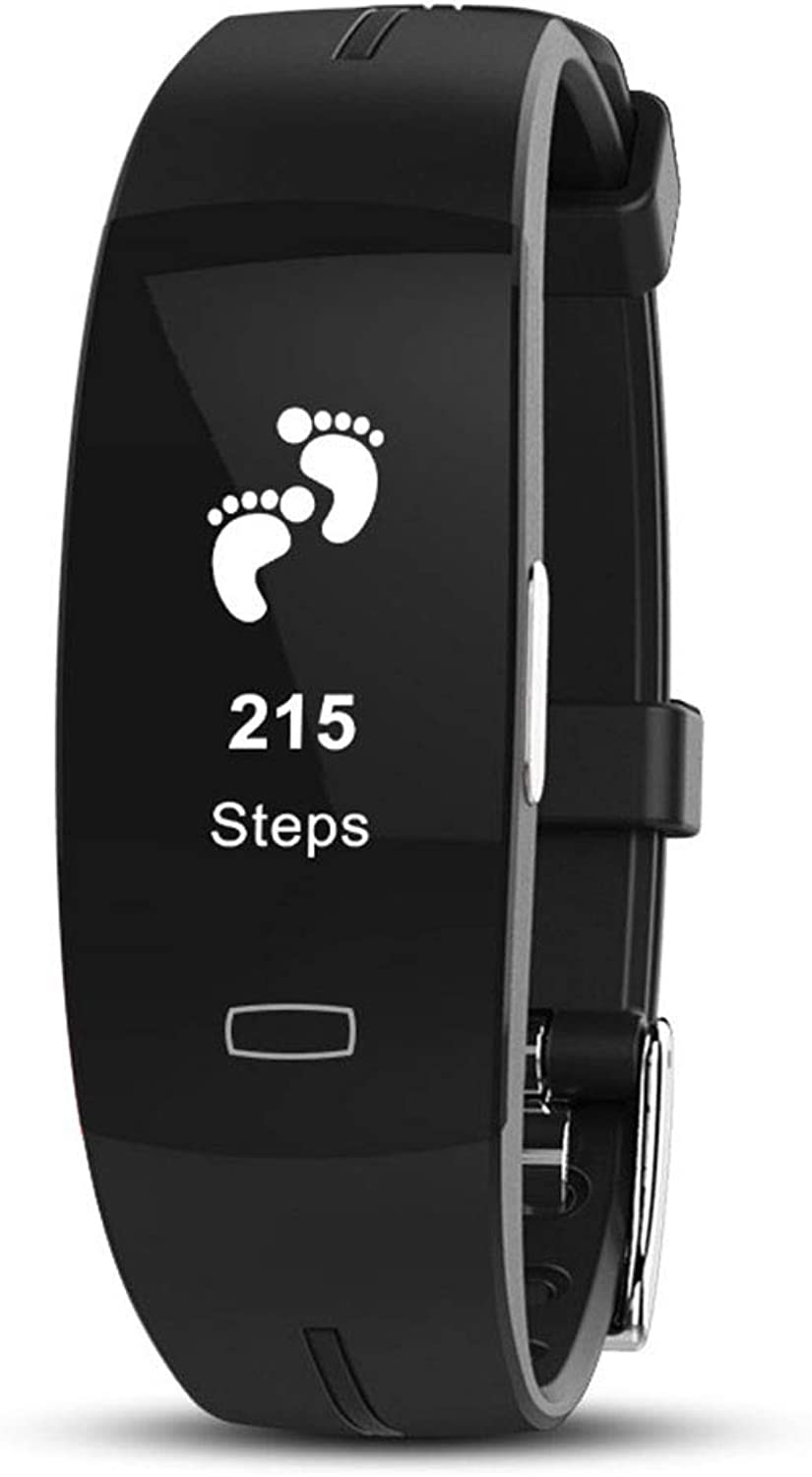 Activity Tracker IP67 Waterproof with Heart Rate Monitors with Pedometer Calorie Sleep Monitor Fitness Tracker