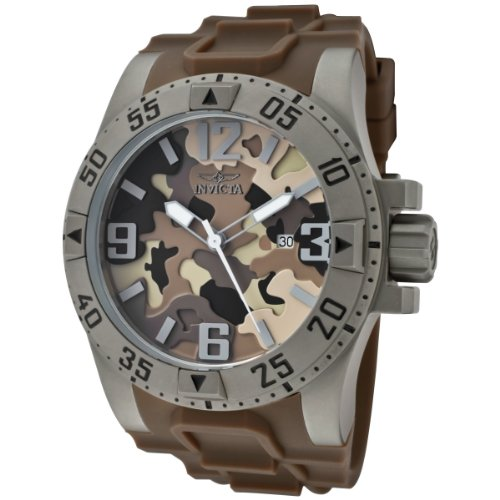 Invicta TP Time Piece Set, Orologio da polso Uomo