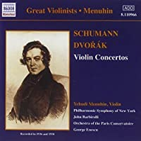 Great Violinists: Menuhin (2006-08-01)