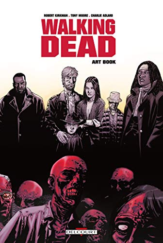 Walking -Dead Art Book