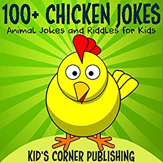 100+ Chicken Jokes cover art