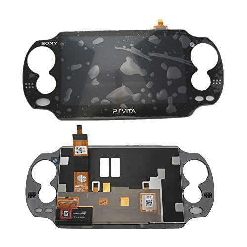 Playstation Vita PSV1000 1001 Lcd Screen Display+Touch Digitizer PCH-1001 by bbbestpart