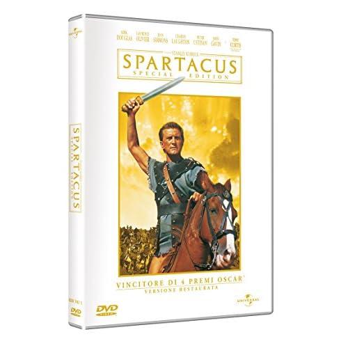 Spartacus (Special Edition) (2 Dvd)