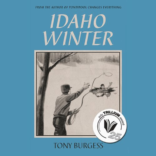 Idaho Winter audiobook cover art