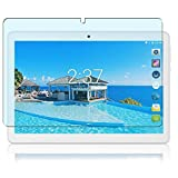 Puccy 2 Pack Anti Blue Light Screen Protector Film, Compatible with YELLYOUTH YY-108H Android Tablet 10.1' TPU Guard ( Not Tempered Glass Protectors )