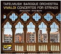 ヴィヴァルディ:弦楽のための協奏曲集