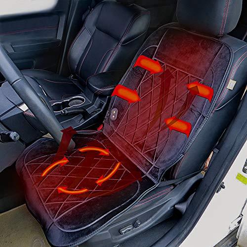 Calentador de asiento de coche con calefacción Pad Calefacc