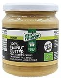 probios crunchy 100% peanut butter bio - confezione da 6 x 300g
