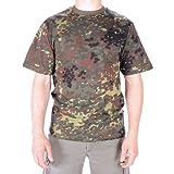 Mil-Tec Leichtes US Army Tarnshirt(Flecktarn/XL)