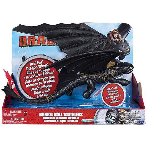 Dragons - Berk Desdentado Girador (Bizak, 61926615)