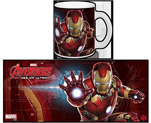 Mug Avengers 2 : Age of Ultron Iron Man