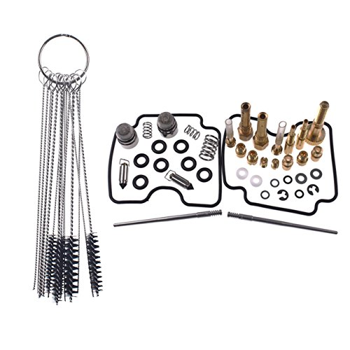 G/én/érique Membrane Joint Carburateur Reconstruire kit de r/éparation 22mm PZ22 pour 70cc ATV Dirt Bike Go Kart Mini Chopper