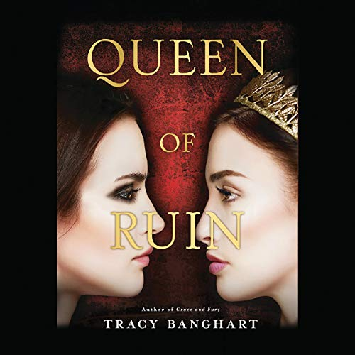 Queen of Ruin audiobook cover art