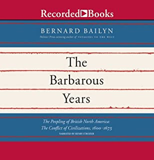 The Barbarous Years cover art