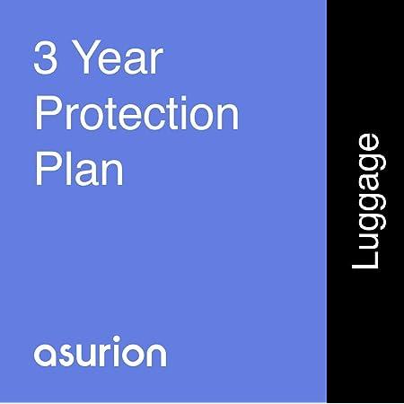 ASURION 3 Year Luggage Protection Plan $40-49.99