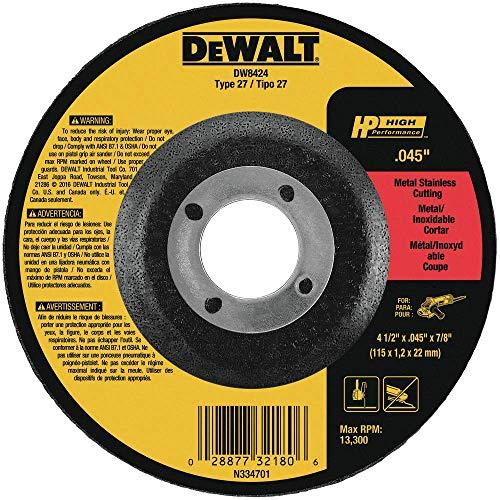 Esmeriladora 4 Discos marca Dewalt