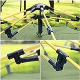 Zoom IMG-2 qisan idraulico tenda igloo baldacchino
