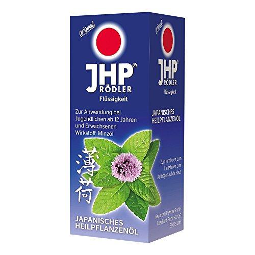 JHP RÖDLER Japan.Heilpflanzen Öl 30 ml