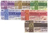 Goldhahn DDR - ORIGINAL AMTLICHE Forum - SCHECKS Briefmarken für Sammler
