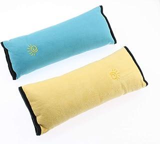 Olive-G シートベルトカバー 枕 クッション 子供用 2個セット
