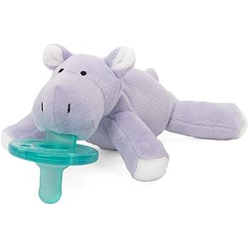 WUBBANUB Hippo Infant Pacifier, 1 EA