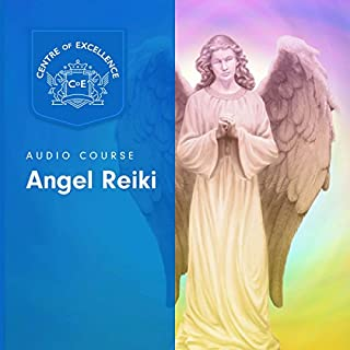 Angel Reiki audiobook cover art