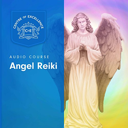 Angel Reiki  By  cover art