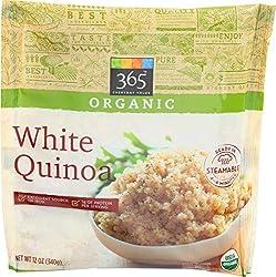 365 Everyday Value, Organic White Quinoa, 12 oz, (Frozen)