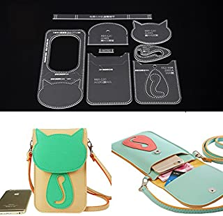 NW Wallet Acrylic Template Leather Pattern Acrylic Leather Pattern Leather Templates