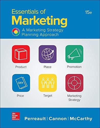 Essentials of Marketing- LOOSELEAF - Standalone book