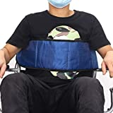 HNYG Wheelchair Seat Belt Safety Medical Restraints Straps for Elderly, Wheelchair Harness with Adjustable Straps and Quick Release Buckle, Patients Cares Restraint Seat Belts for Wheelchairs, 68 Inch