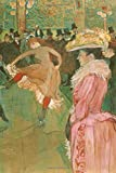 Toulouse Lautrec Journal #2: At The Moulin Rouge - The Dance. Toulouse Lautrec Notebook Journal To Write In 6x9' 150 Lined Pages. Cool Artist Gifts