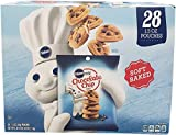 Provides convenience as an easy on-the-go snack Individual pouches make this an easy item to share Tasty, Mini soft Baked chocolate chip Cookies