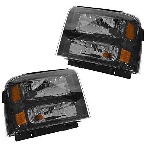 03 ford f350 harley headlights - 6