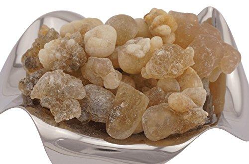 Encens Oman Al-Hojari Grade 3 - gros morceaux - Orange- Brun - Boswellia Sacra - importation directe de première qualité- de 20g à 1000g (20 grams)