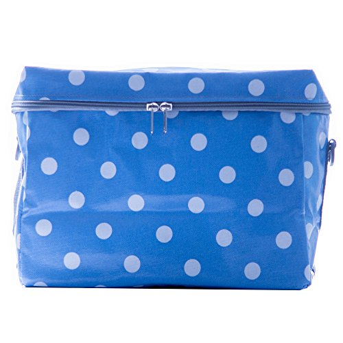 Janome Small Sewing Machine Tote Bag, Polka dot