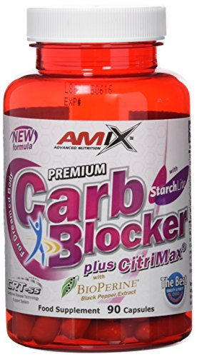 Amix Carb Blocker With Starchlite 90 Capsulas