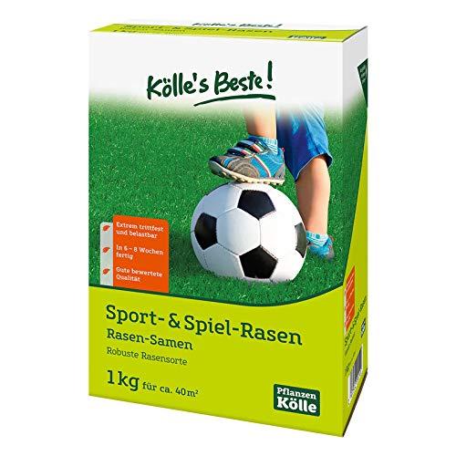 Kölle's Beste! Sport- und Spiel-Rasen 1 kg