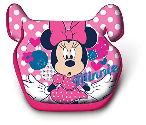 Disney Siège Auto Rehausseur 15-36 kg Minnie Rose