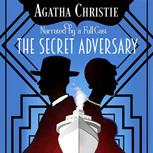 The Secret Adversary cover art