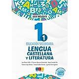 Lengua castellana y literatura - Libro de texto - 1º de la ESO - ACI significativa / Editorial GEU/ Método adaptado al alumno / Significativa de los objetivos