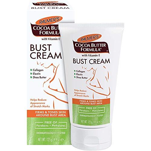 Palmer's Bust Cream al burro di cacao con vitamina E, 4,4 once