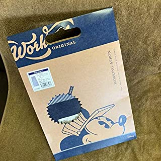 Workson Disney Workstyle ハーフエプロン L size